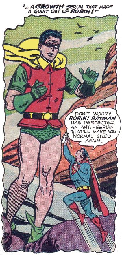 WFC #155 FB Giant Robin