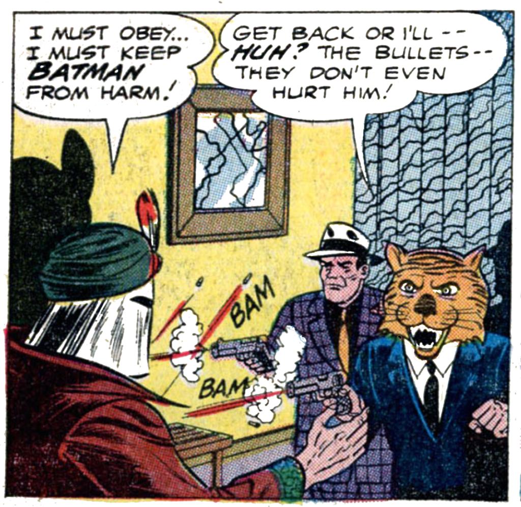 Batman #138 Part 1