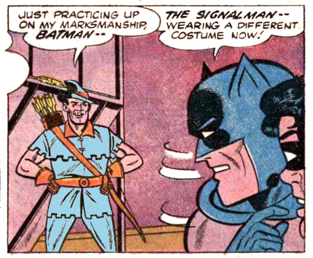 Batman #139 Part 1