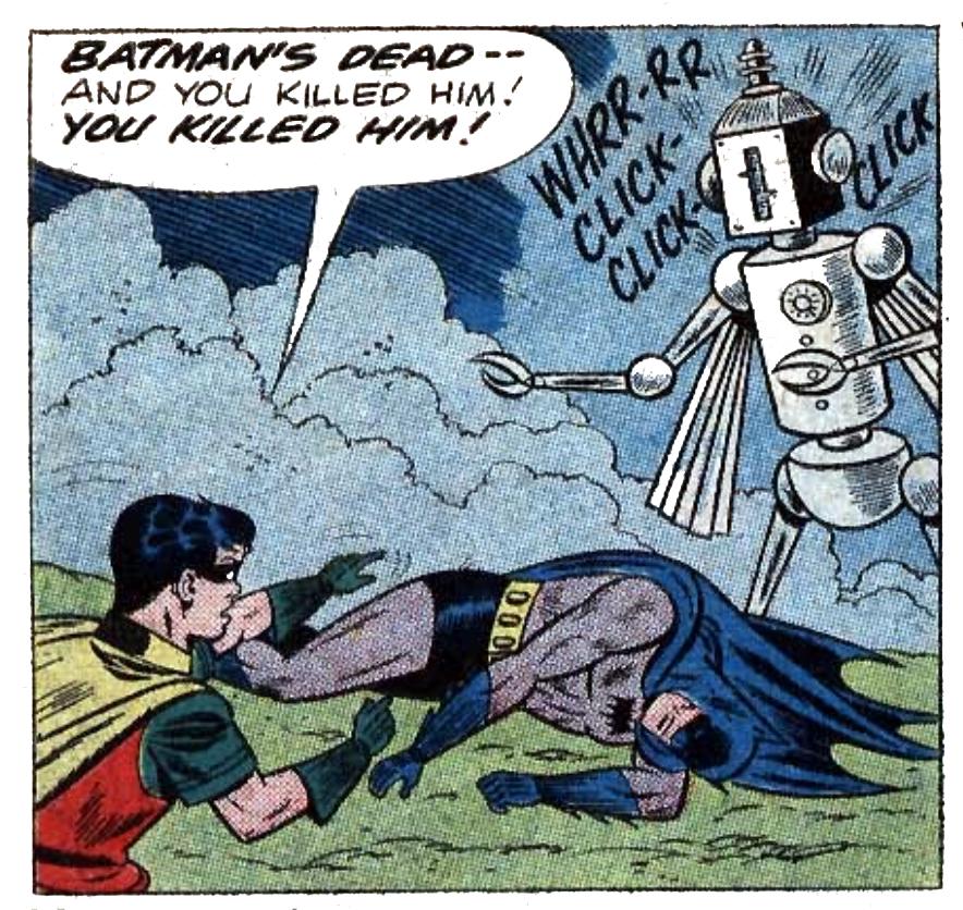 Batman #142 Part 1