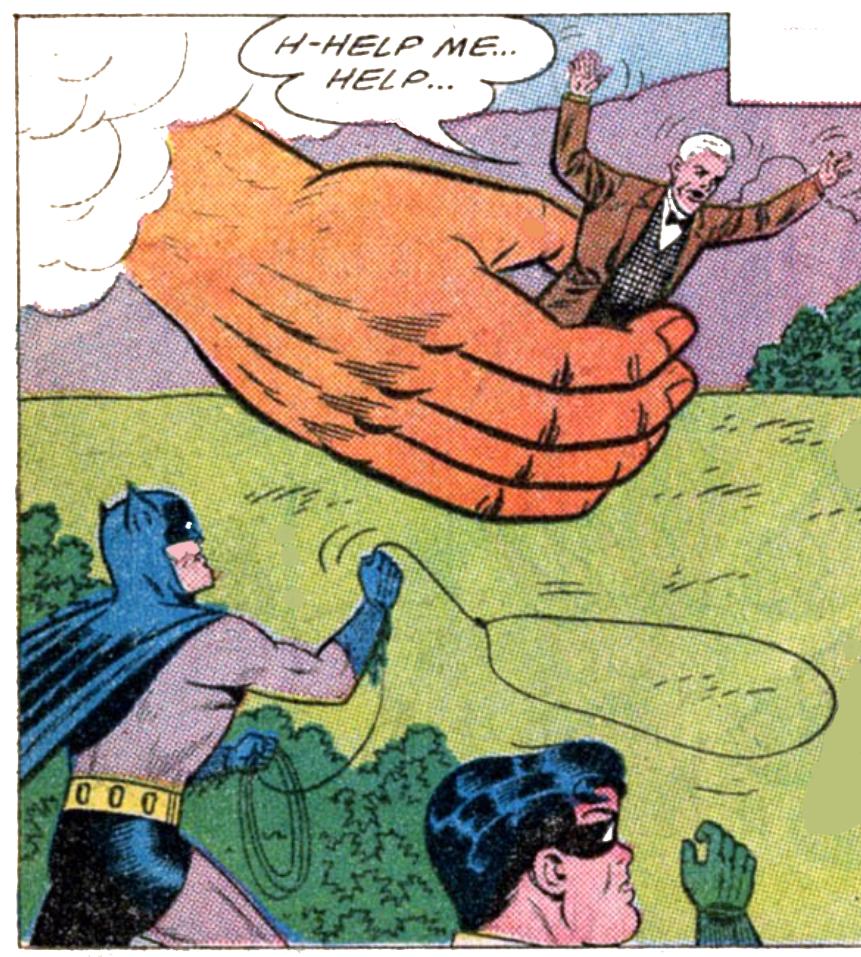 Batman #146 Part 3