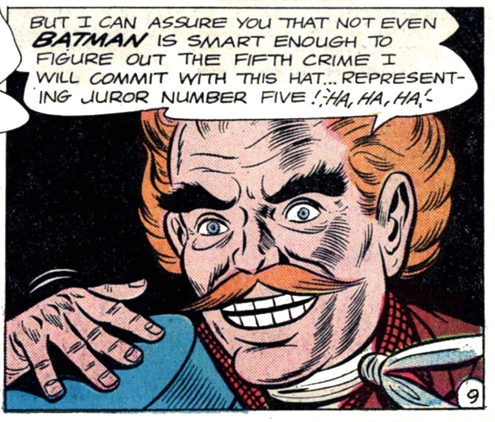 Batman #161 Part 1