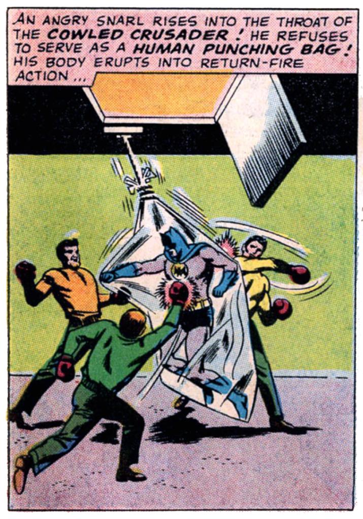 Batman #174 Part 1