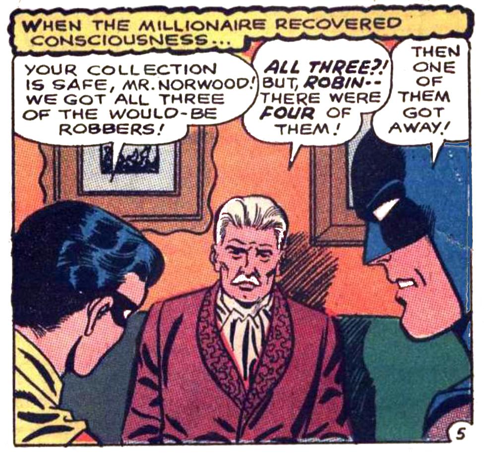 Batman #199 FB