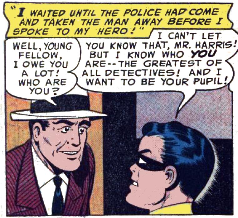 Detective Comics #226 by Edmond Hamilton, Dick Sprang, & Charles Paris (1955)