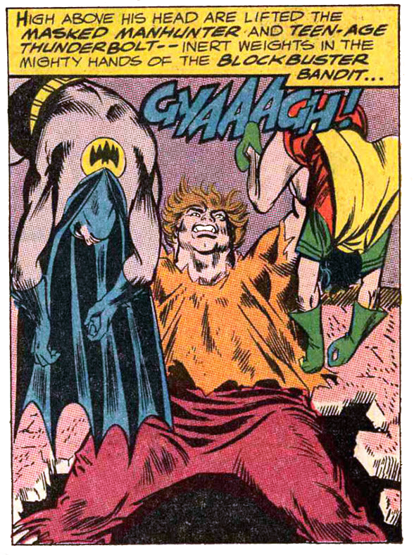 Detective Comics #345 by Gardner Fox, Carmine Infantino, & Joe Giella (1965)
