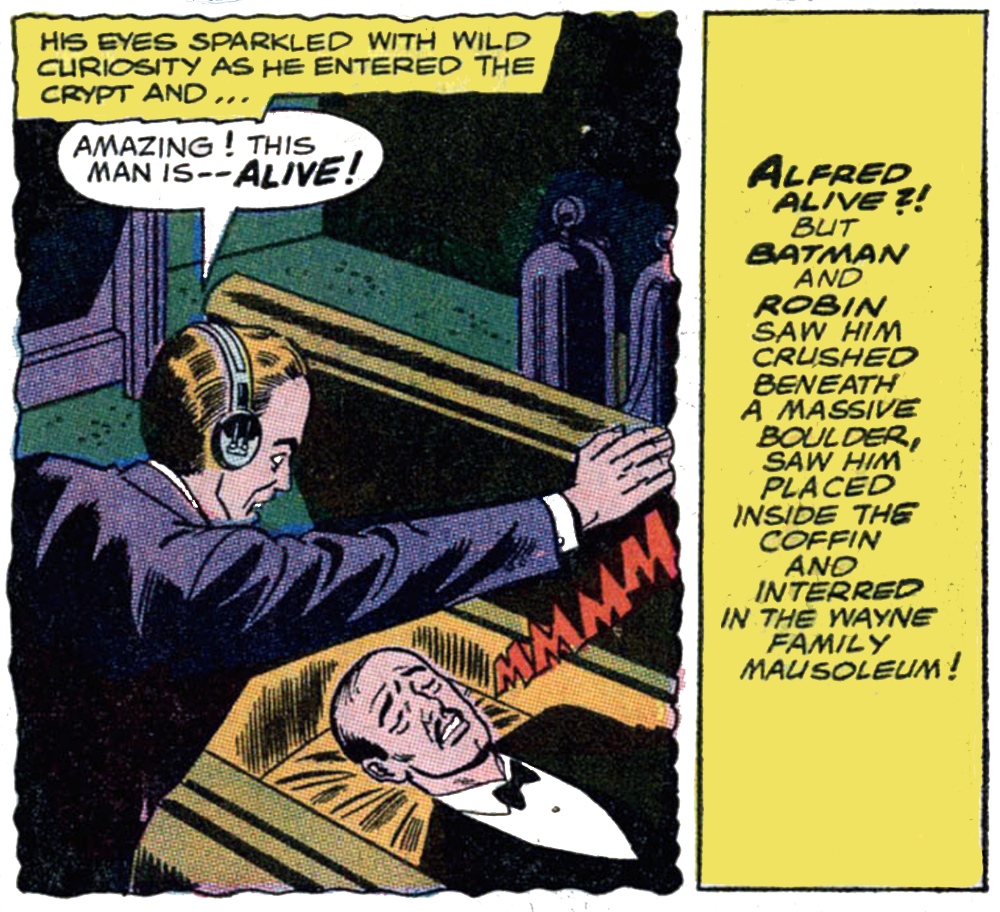 tec 356 Alfred Alive?! FB