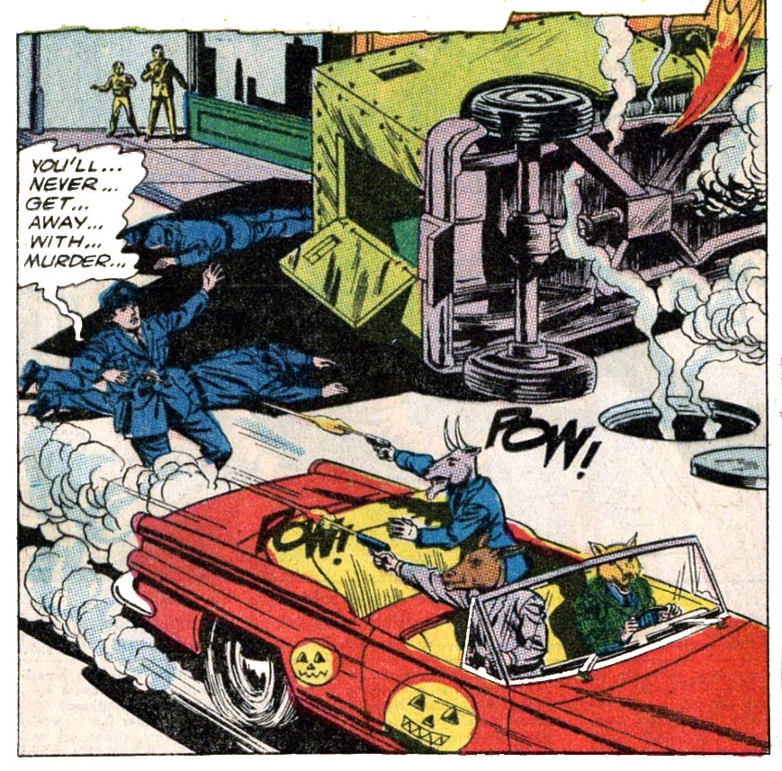 Batman #179 Part 1