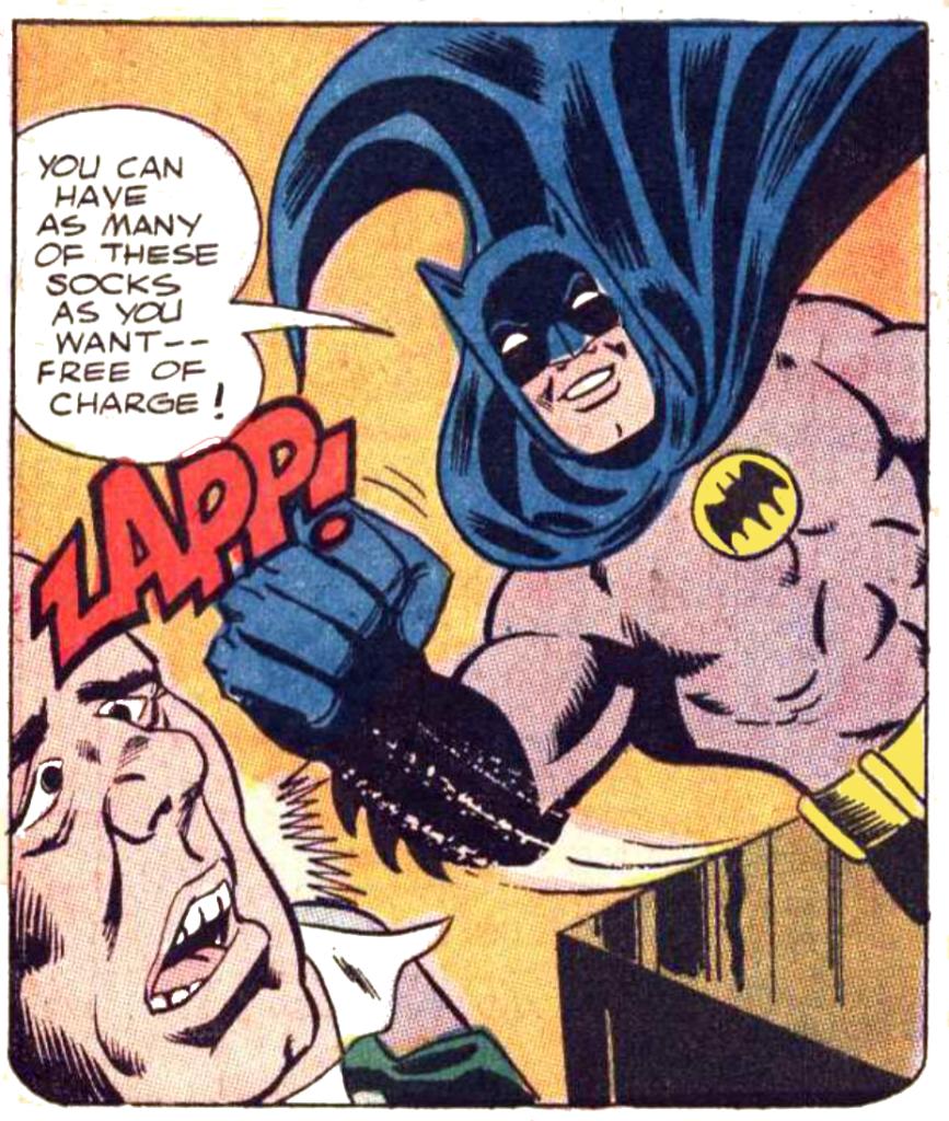 Batman #184 Part 1