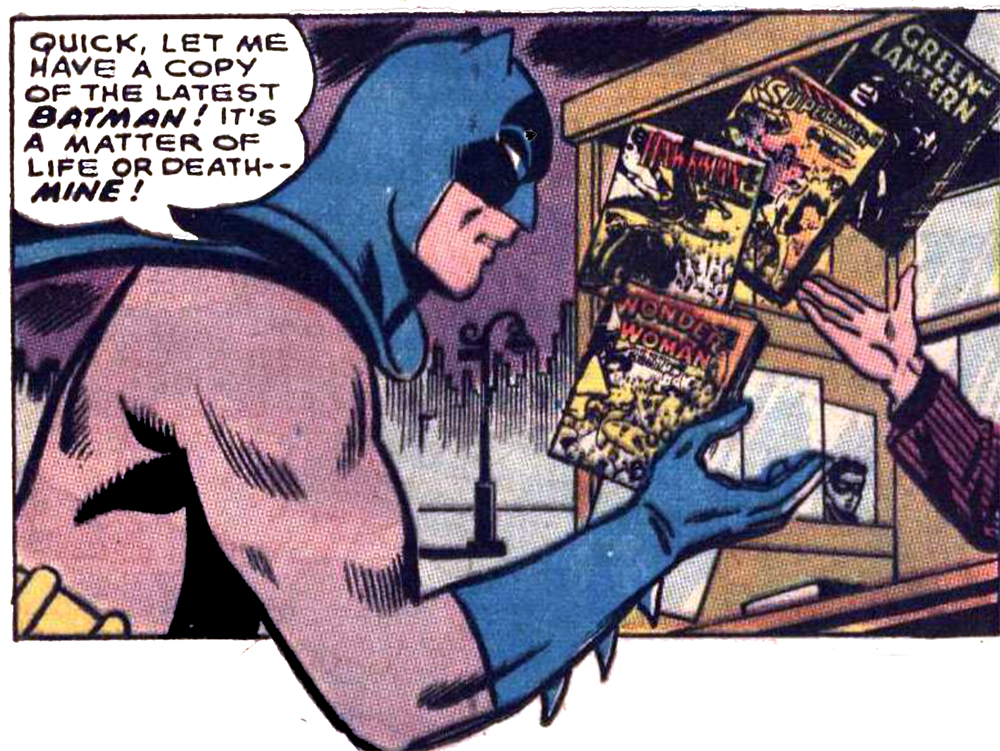 Batman #199 Part 1
