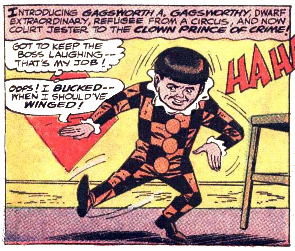 Batman186 Gaggy!