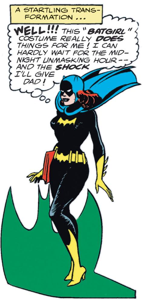 tec 359 batgirl debuts!
