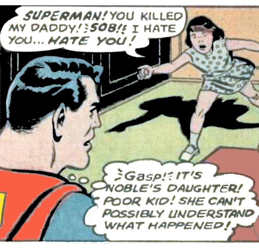 Action Comics 359 Part 1 Conclusion