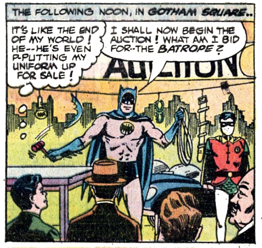 Batman #191 Part 1