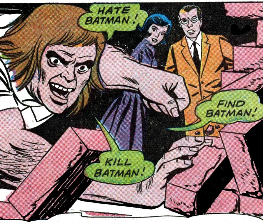 Batman #194 Part 1
