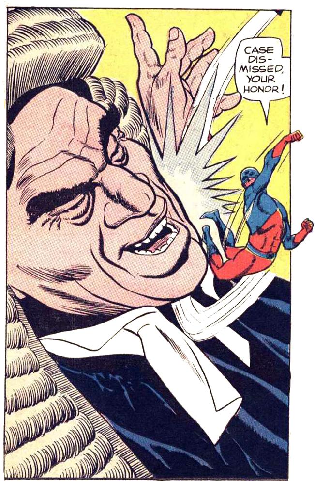 JLA #54 Gardner Fox